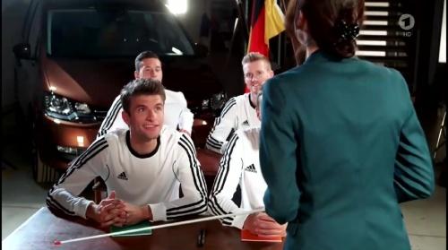 Thomas Müller – Sportschau 04-06-16 2