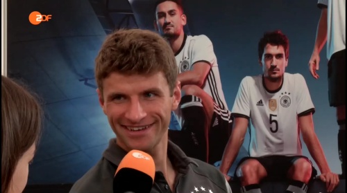 Thomas Müller Interview 2