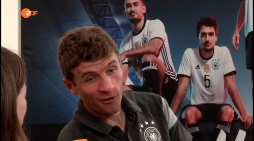Thomas Müller Interview 4