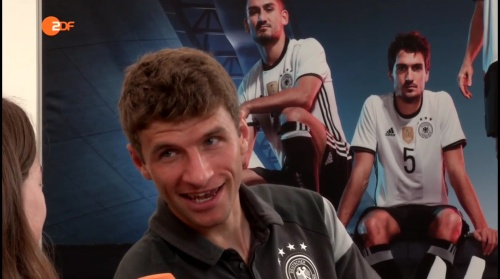 Thomas Müller Interview 5