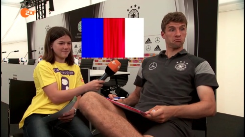 Thomas Müller Interview 8