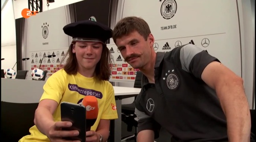 Thomas Müller Interview 9
