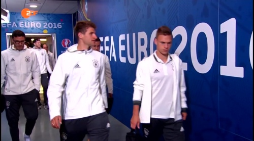 Thomas Müller & Joshua Kimmich - ZDF heute journal