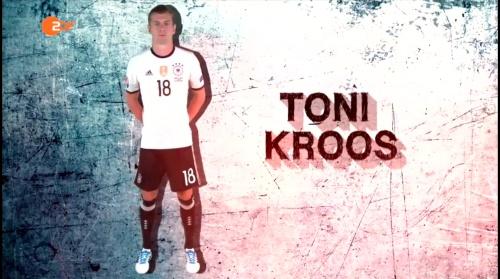 Toni Kroos - ZDF video 11-06-16 1