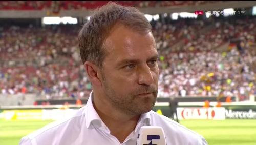 Hansi Flick interview - Deutschland v Italien (U19 EM 2016) 4