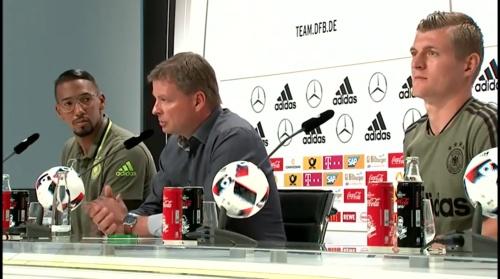 Jerome Boateng & Toni Kroos - PK 30-06-16 1
