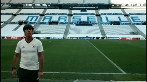 Joachim Löw - Abschied von Evian und Reise nach Marseille 3