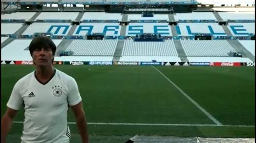 Joachim Löw - Abschied von Evian und Reise nach Marseille 4