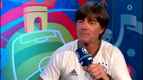 Joachim Löw ARD Interview 06-07-16 1