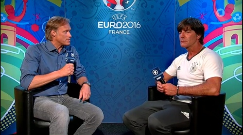 Joachim Löw ARD Interview 06-07-16 3