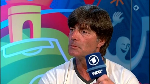 Joachim Löw ARD Interview 06-07-16 5
