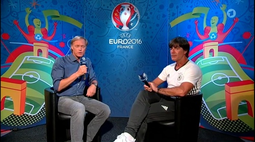 Joachim Löw ARD Interview 06-07-16 6