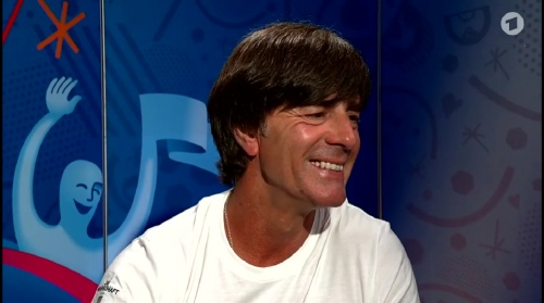 Joachim Löw – ARD Interview 01-07-16 1