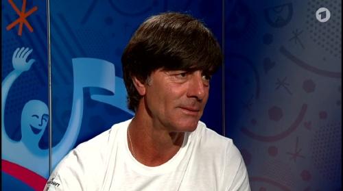 Joachim Löw – ARD Interview 01-07-16 2