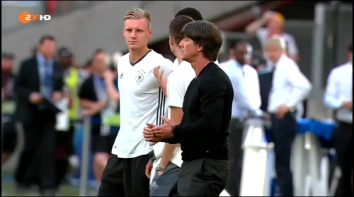 Joachim Löw – Deutschland v Frankreich 1st half (EM 2016) 5