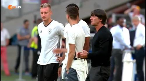 Joachim Löw – Deutschland v Frankreich 1st half (EM 2016) 6