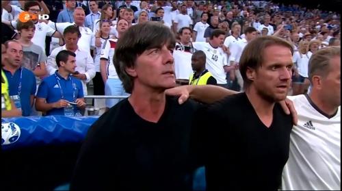 Joachim Löw – Deutschland v Frankreich 1st half (EM 2016) 9