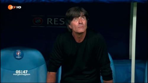 Joachim Löw – Deutschland v Frankreich 2nd half (EM 2016) 16