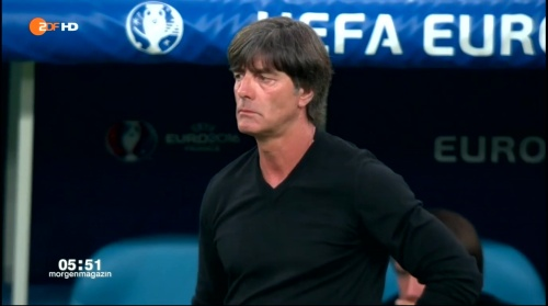 Joachim Löw – Deutschland v Frankreich 2nd half (EM 2016) 17