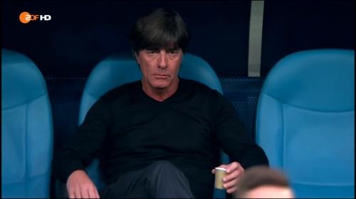 Joachim Löw – Deutschland v Frankreich 2nd half (EM 2016) 18