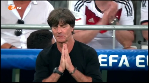 Joachim Löw – Deutschland v Frankreich 2nd half (EM 2016) 19