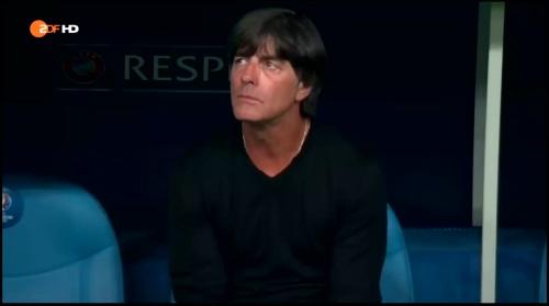 Joachim Löw – Deutschland v Frankreich 2nd half (EM 2016) 20