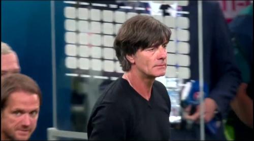 Joachim Löw – Deutschland v Frankreich 2nd half (EM 2016) 21