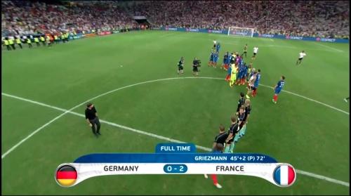Joachim Löw – Deutschland v Frankreich 2nd half (EM 2016) 22