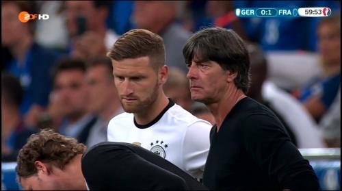 Joachim Löw – Deutschland v Frankreich 2nd half (EM 2016) 6