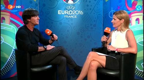 Joachim Löw – Deutschland v Frankreich post-match show (EM 2016) 3