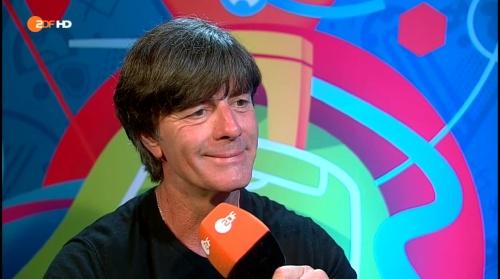 Joachim Löw – Deutschland v Frankreich post-match show (EM 2016) 6