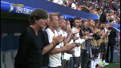 Joachim Löw – Deutschland v Italien 1st half (EM 2016) 10