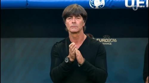 Joachim Löw – Deutschland v Italien 1st half (EM 2016) 11