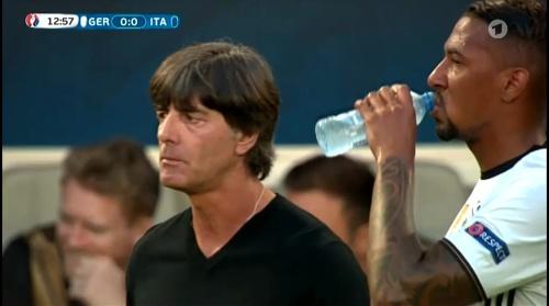Joachim Löw – Deutschland v Italien 1st half (EM 2016) 15