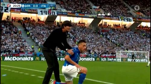 Joachim Löw – Deutschland v Italien 1st half (EM 2016) 19