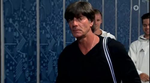 Joachim Löw – Deutschland v Italien 1st half (EM 2016) 6