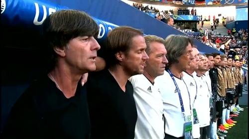 Joachim Löw – Deutschland v Italien 1st half (EM 2016) 7
