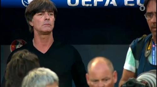 Joachim Löw – Deutschland v Italien 1st half (EM 2016) 8