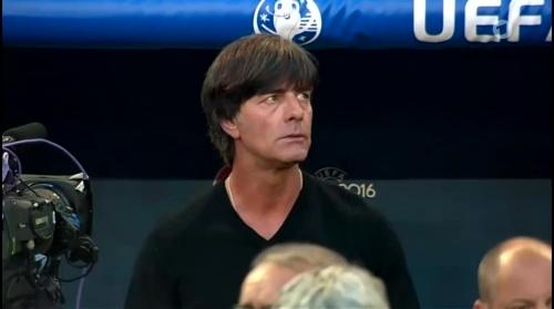 Joachim Löw – Deutschland v Italien 1st half (EM 2016) 9