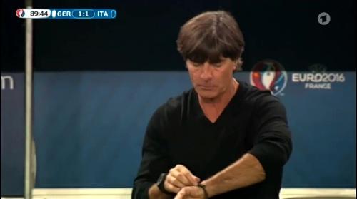 Joachim Löw – Deutschland v Italien 2nd half (EM 2016) 4