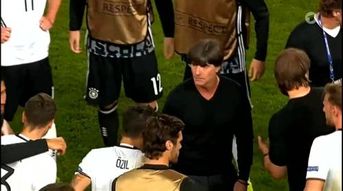 Joachim Löw – Deutschland v Italien penalties (EM 2016) 1