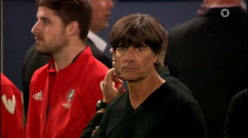 Joachim Löw – Deutschland v Italien penalties (EM 2016) 4