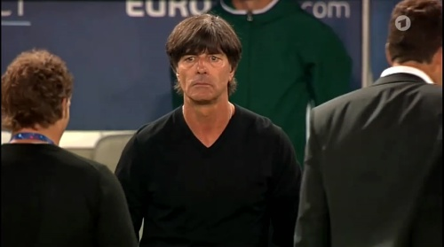 Joachim Löw – Deutschland v Italien penalties (EM 2016) 5