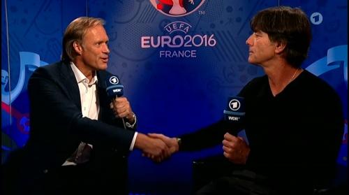 Joachim Löw – Deutschland v Italien post-match show (EM 2016) 11