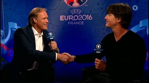 Joachim Löw – Deutschland v Italien post-match show (EM 2016) 12