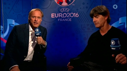Joachim Löw – Deutschland v Italien post-match show (EM 2016) 14