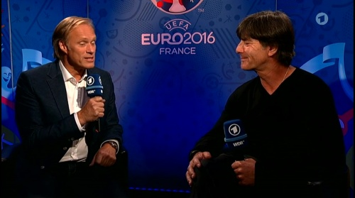 Joachim Löw – Deutschland v Italien post-match show (EM 2016) 2