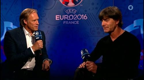 Joachim Löw – Deutschland v Italien post-match show (EM 2016) 4