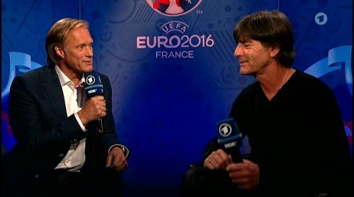 Joachim Löw – Deutschland v Italien post-match show (EM 2016) 6