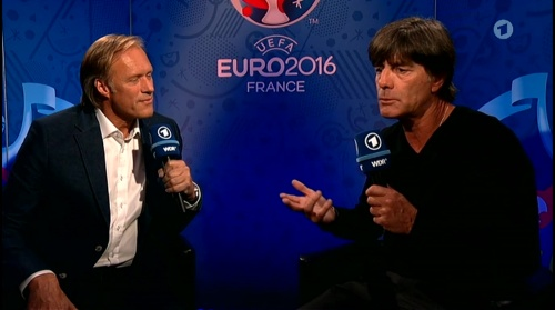 Joachim Löw – Deutschland v Italien post-match show (EM 2016) 8